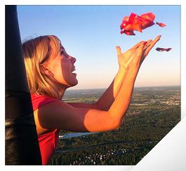 купить полет на воздушном шаре
